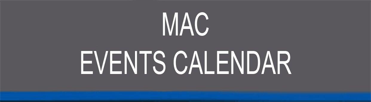 MAC Events Calendar