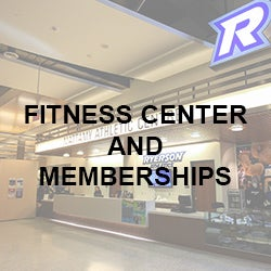 Fitness Center and Memberships