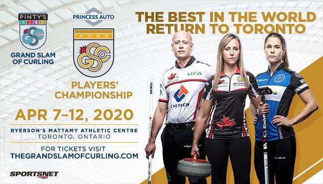 Grand Slam of Curling 2020