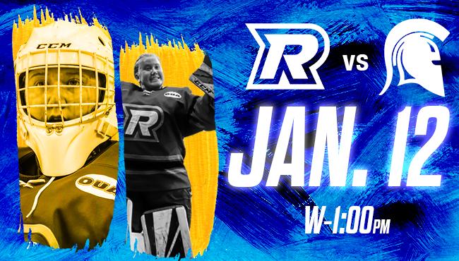 Ryerson Rams vs. Waterloo
