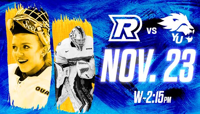 Ryerson Rams vs. York Lions